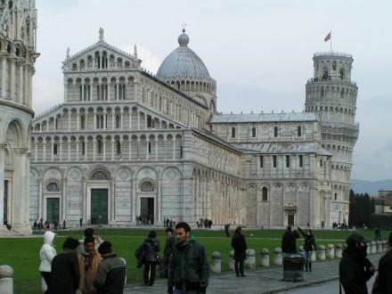 Italy, Pisa