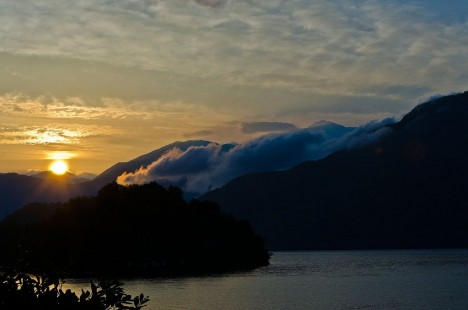 Isola Comacina, Lake Como, Lombardy, Italy