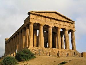 Temple of Concordia - Agrigento, Sicily, Italy