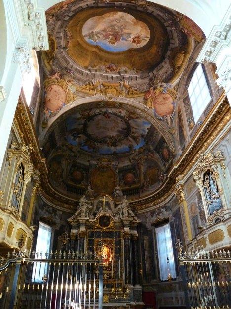 Basilica di San Domenico, Side Chapel, Bologna, Emilia-Romagna, Italy
