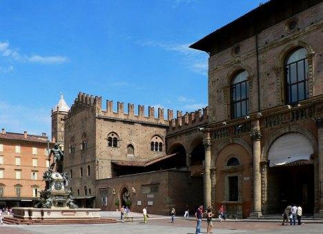 Palazzo di Re Enzo, Bologna, Emilia-Romagna, Italy
