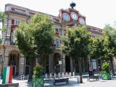 Alessandria, Municipio, Italy