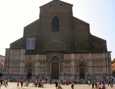 Basilica of San Petronio, Bologna, Italy