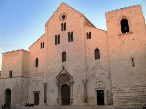 Basilica di San Nicola, Barivecchia, Apulia, Italy
