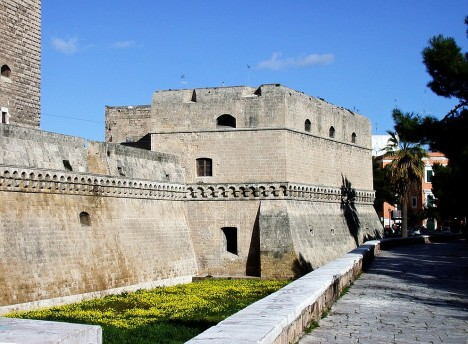 Castello Svevo, Bari, Apulia, Italy