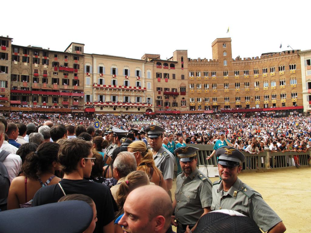 Il Palio, Siena, Italy