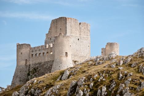 La Rocca Calascio, Italy