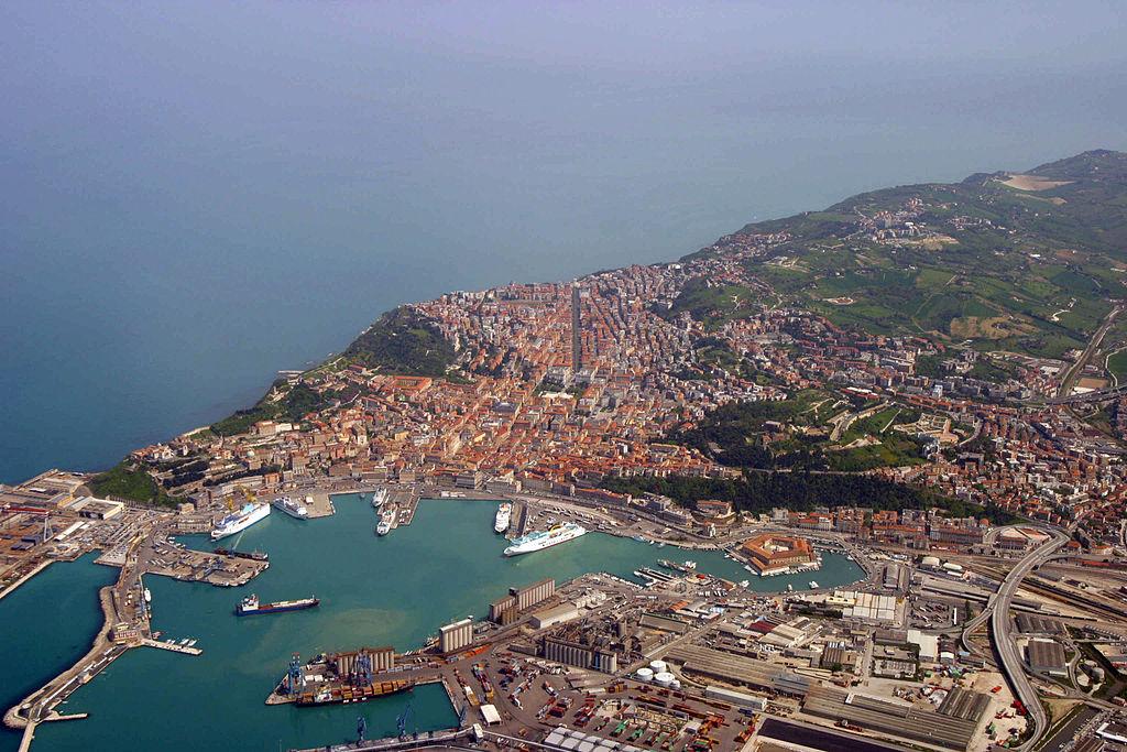Ancona Italy  city photos gallery : Ancona Aerial view, Marche, Italy – Visititaly.info