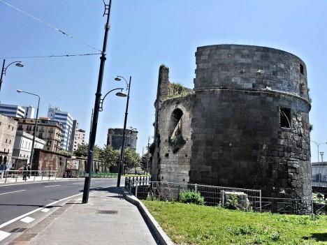 Castello del Carmine, Naples, Campania, Italy