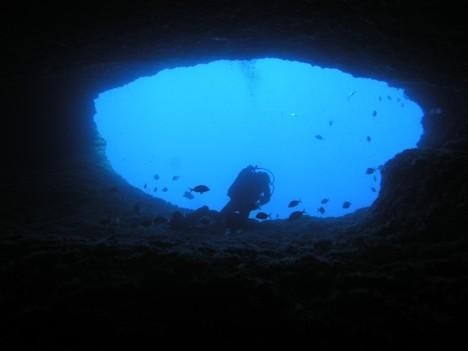 Nereo Cave, Sardinia, Italy