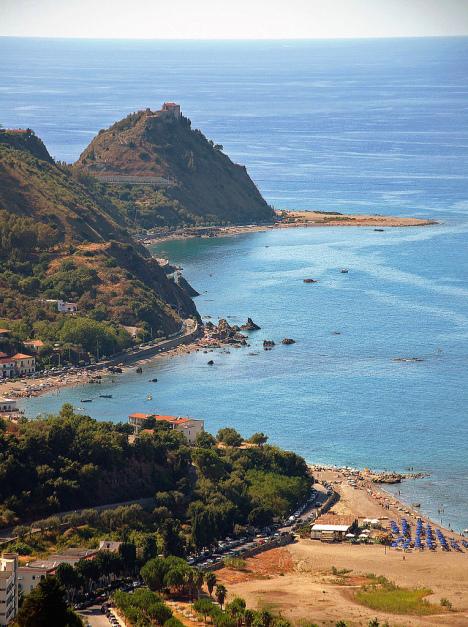 Capo d'Orlando, Sicily, Italy