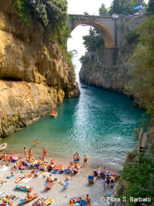 Fiordo di Furore, Amalfi Coast, Campania, Italy