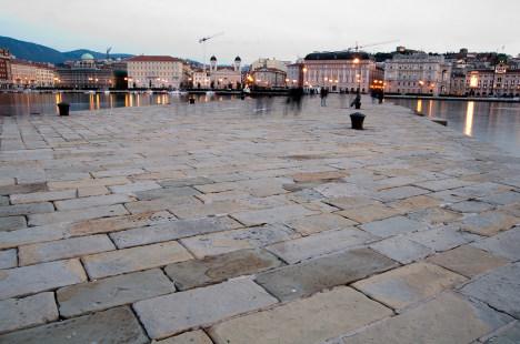 Molo, Trieste, Friuli-Venezia Giulia, Italy