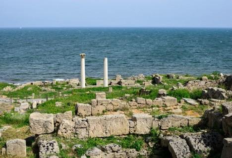 Phoenician Tharros, Oristano, Sardinia, Italy