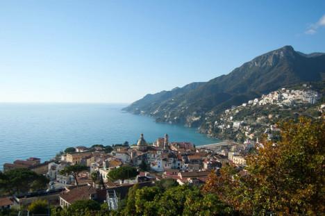 Vietri sul Mare, Amalfi Coast, Campania, Italy