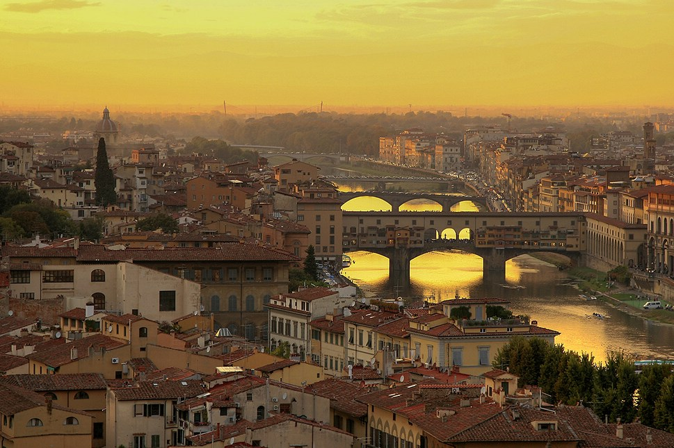 Florence tuscany italy for Is florence in tuscany