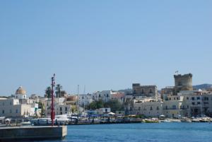Ischia town, Ischia island, Italy