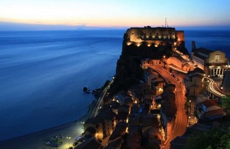 Castle of Scilla, Calabria, Italy