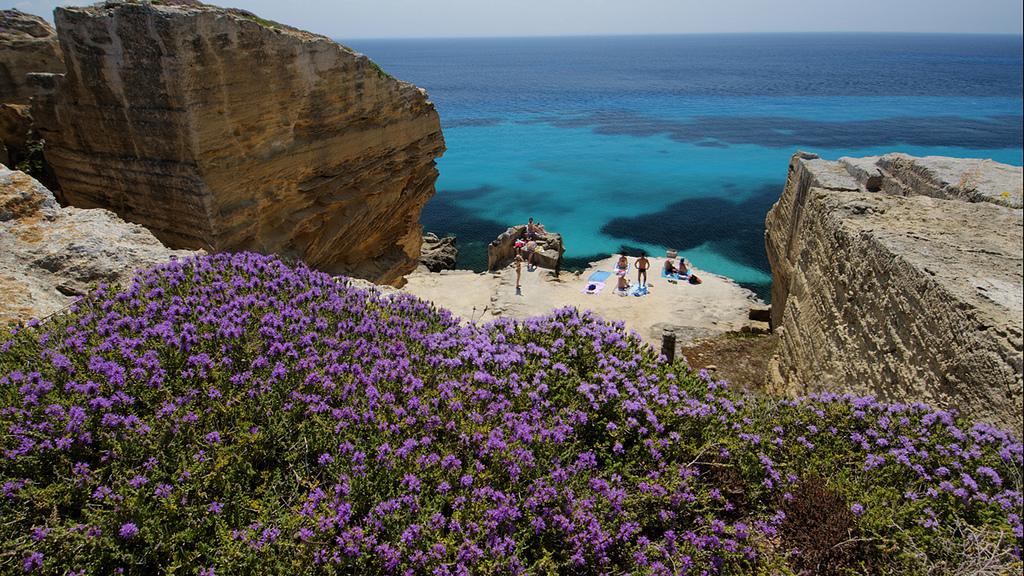 Favignana Egadi islands Sicily Italy Visititalyinfo