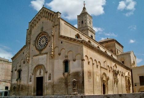 Matera Cathedral, Basilicata, Italy