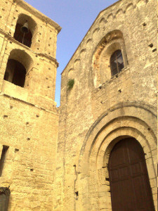Gerace, Chiesa di San Francesco, Calabria, Italy