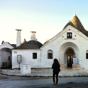 Trullo Sovrano, Alberobello, Puglia, Italy