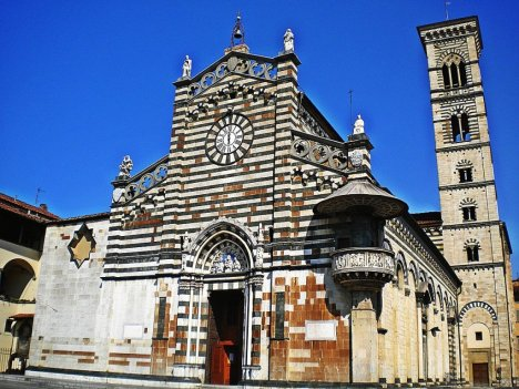 Cathedral of Prato, Tuscany, Italy