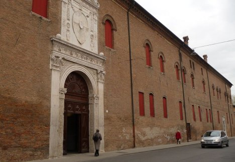 Palazzo Schifanoia, Ferrara, Emilia-Romagna, Italy