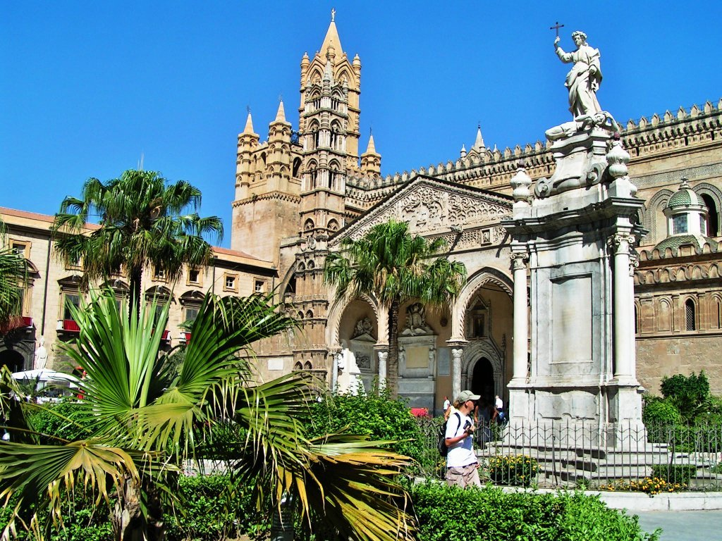 Palermo Italy  City pictures : Palermo Cathedral, Sicily, Italy – Visititaly.info