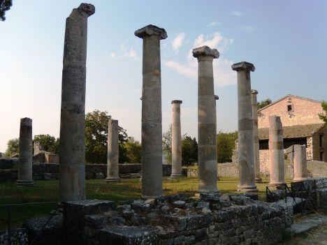 Saepinum, Molise, Italy