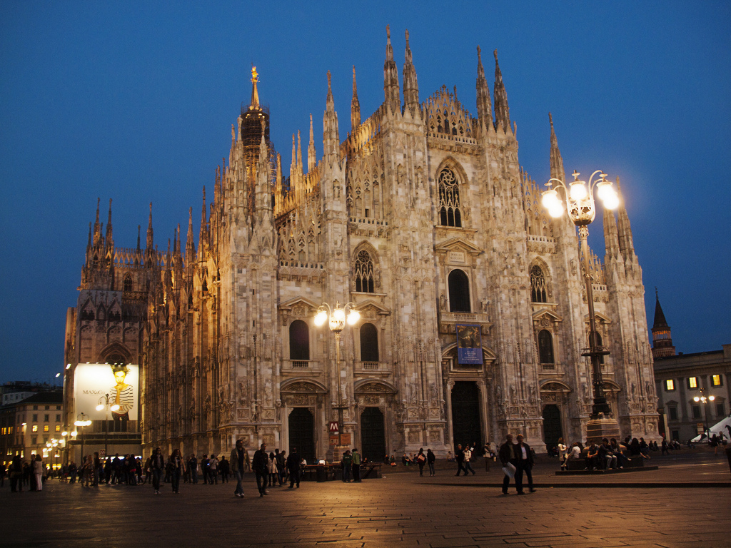 Milan Cathedral, Lombardy, Italy
