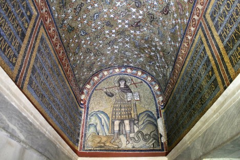 Cappella Arcivescovile, Ravenna, Emilia-Romagna, Italy