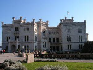 Miramare Castle, Trieste, Friuli-Venezia Giulia, Italy