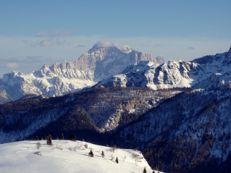Civetta, Dolomites, Italy