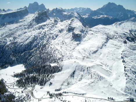 Dolomiti Superski, Italy