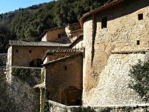 Eremo delle Carceri, Assisi, Umbria, Italy