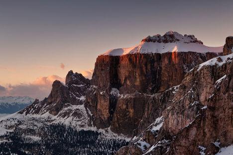Gruppo del Sella, Dolomiti Superski, Italy