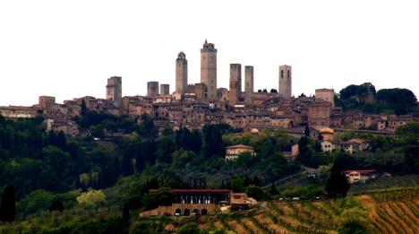 San Gimignano, Tuscany, Italy - 2