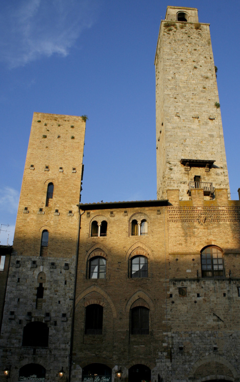 Car Rental Manhattan >> San Gimignano – The City of Towers known also as Medieval ...