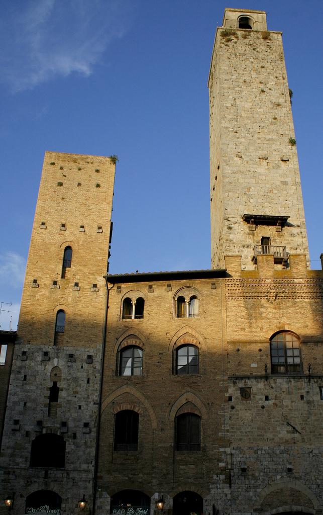 Torre Grossa San Gimignano Tuscany Italy Visititaly Info