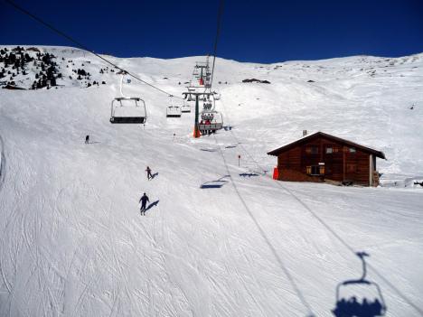 Val Gardena, Dolomiti Superski, Italy