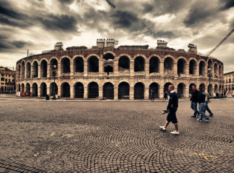 Arena di Verona, Italy