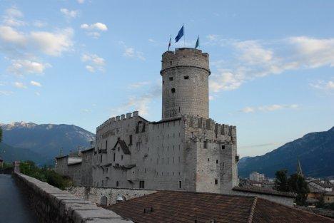 Castello Buonconsiglio, Trento, Italy