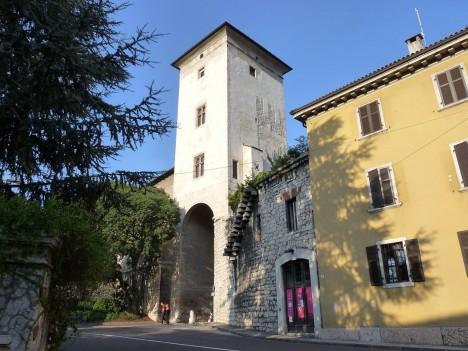 Torre Aquila, Trento, Trentino-Alto Adige, Italy