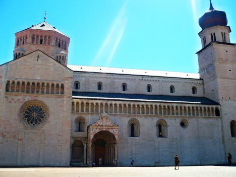 Trento Cathedral, Trentino, Italy
