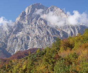 Corno Grande, Gran Sasso, Abruzzo, Italy