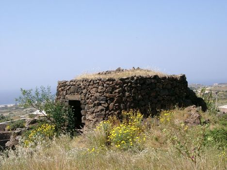 Dammuso, Pantelleria, Sicily, Italy