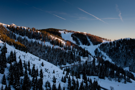 Folgaria Ski Resort, Dolomiti, Trentino, Italy