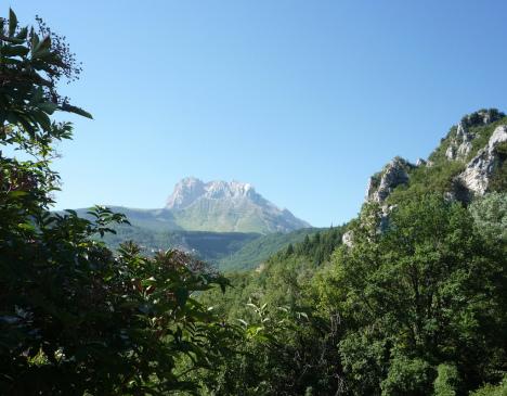 Gran Sasso e Monti della Laga National Park, Abruzzo, Italy