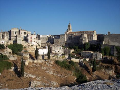 Gravina, Apulia, Italy